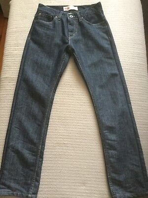 Levis Jeans Boys 14 As New