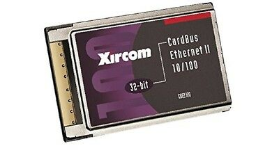 Xircom 32-Bit 10/100 Ethernet II Cardbus CBE2-100BTX. New Sealed In Box