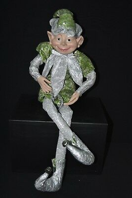 Elf Doll - Green
