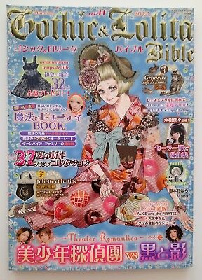 Gothic & Lolita Bible Vol. 44 Kawaii Fashion Harajuku Japan Schnittmuster