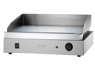 Dualit 96030 Stainless Steel Flat Plate Electric Griddle (Boxed New)