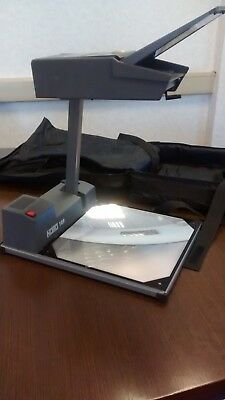 Portable NOBO 109 Overhead Projector (OHP) with carry case & cable - collapsible