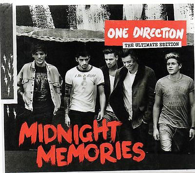 one direction midnight memories cd 2013 163184