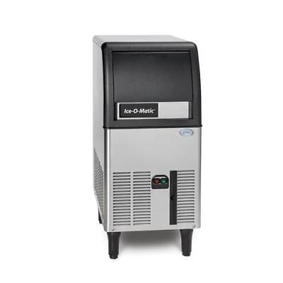 Ice-O-Matic - ICEU070A Air Cooled 84 Lb Undercounter Ice Machine - Gourmet Cube
