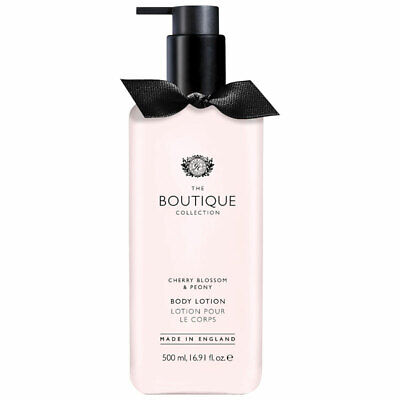 Grace Cole Boutique Cherry Blossom and Peony Body Lotion 500ml