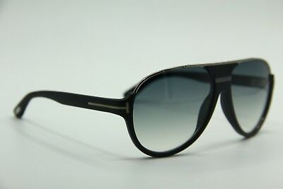 2f2efd44c474 New Tom Ford Tf 334 02W Dimitry Black Gradient Authentic Sunglasses W case  59-