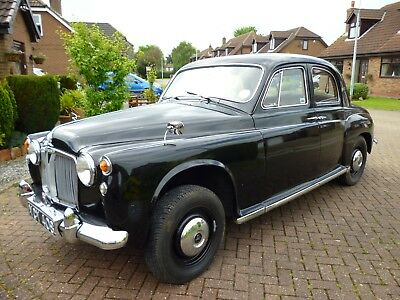 Rover 80 P4 Saloon  WITH PAS