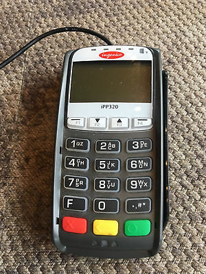 Ingenico iPP320 EMV / Swipe Credit Card Reader Pinpad