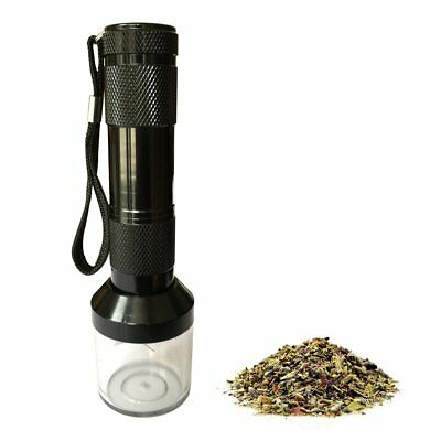 Electronic Tobacco Grinder for many types of natural herbs and buds.