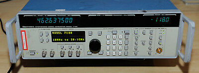 Gigatronics 7100 Giga-tronics 7100 20 Ghz Synthetized Sweep Signal Generator