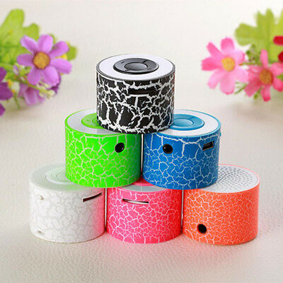Fashion Portable Mini Stereo Bass Speakers Music Player MP3 TF Speaker Hot Sale