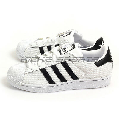 Adidas Originals Superstar White/Black/White Classic Trefoil Lifestyle CM8077