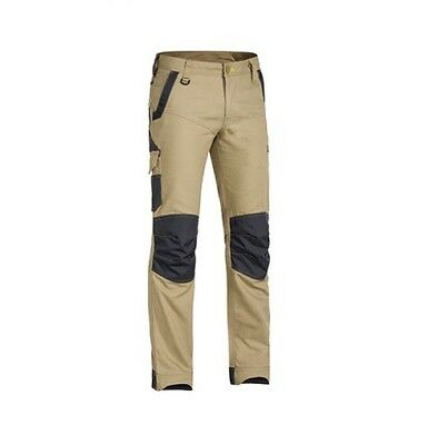 Bisley Flex and Move Stretch Cargo Pants, Work Pants
