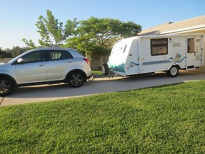 Caravan - JAYCO Freedom 2000 Pop Top