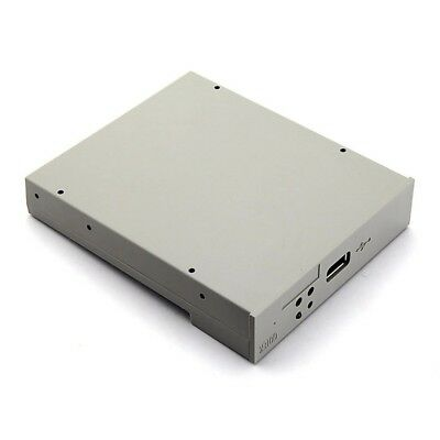 SFR1M44-U USB Floppy Drive Emulator for Industrial Control Equipment White D9U1