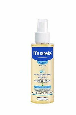 Mustela Baby Oil 100ml