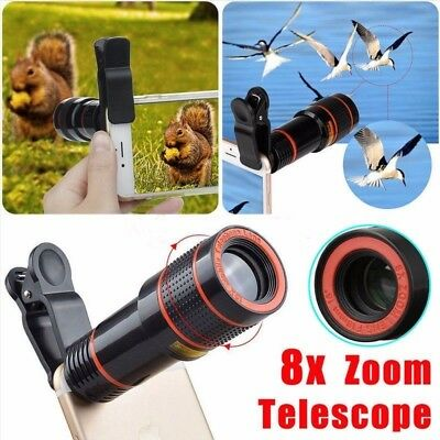 Transform Your Phone Into A Professional Quality Camera!! HD 360° Zoom Hot 2017