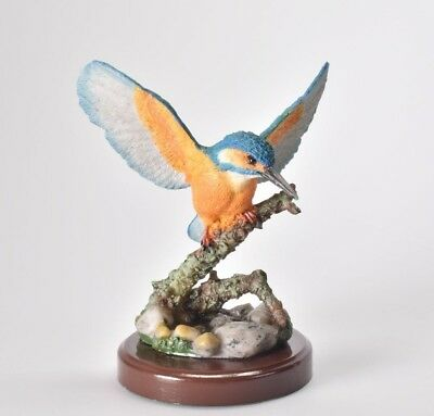 Atlas Editions Birds Figurines Collection -  Il martin pescatore  - [104]