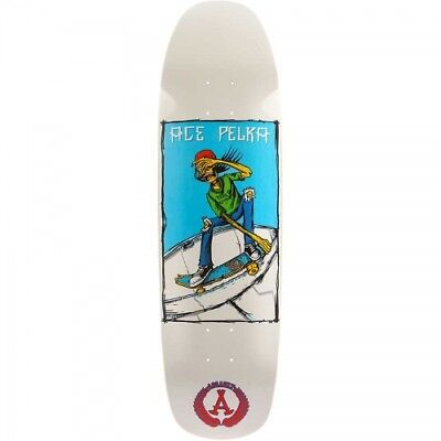 "Assault - Ace Pelka Peeker 8.75"" Skateboard Deck"