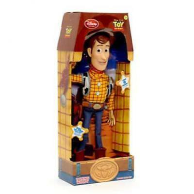 New Disney Store Pixar Toy Story Characters Talking Figures Toys Dolls 3+WOODY