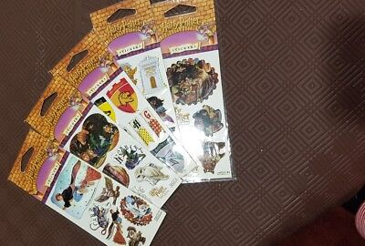 Harry potter set of Stickers