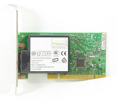 NEW DRIVERS: INTEL 537EP V9X DFV PCI MODEM