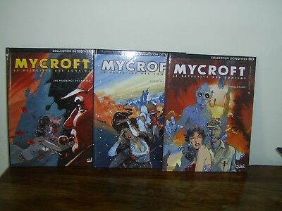Mycroft Inquisitor Lot Tomes 1 A 3 - Manini Arleston