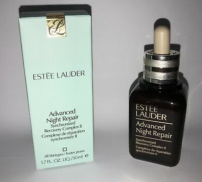 Estee Lauder Advanced Night Repair 50ml Synchronized Recovery Complex Serum