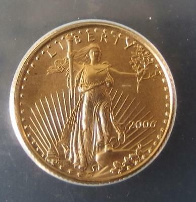 2006 $5 AMERICAN EAGLE GOLD COIN Lot 135