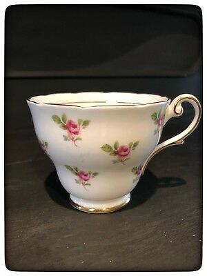 Royal Standard Fine Bone China Small Pink Rose Teacup