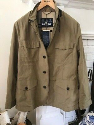 Barbour x Sam Heughan Lubnaig Jacket - Never Worn