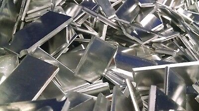 (BY THE POUND)Grade A|Aluminum Scrap Chip Pieces||Casting Clip Melting Smelting