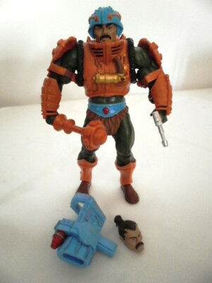 Masters of the Universe Classics MotuC Man At Arms pimped Battle Ram Style lose