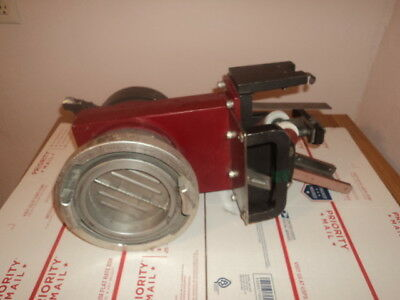 Carlin Valve Fire Hydrant Fireman Plus Switch - VERY CLEAN