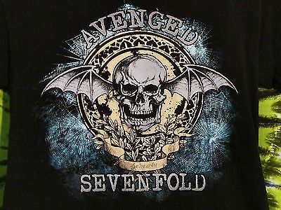 AVENGED SEVENFOLD Scream T-shirt M