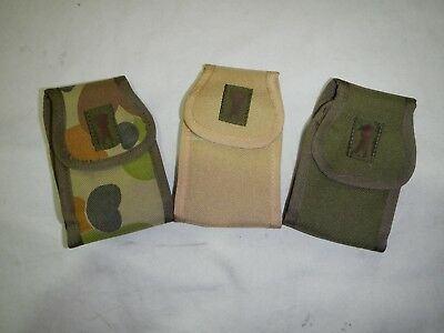 Platatac Mobile Phone Pouch - 3 colours - Made here - Free post in Australia