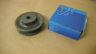 "Amec Bk30 -5/8 Single Groove Pulley For 4L, 5L, & B Belt 3.15"" Od, 5/8"" Bore"