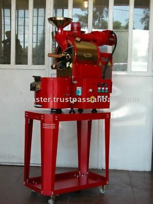 Coffee Roaster and Grinder - Toper Cafemino