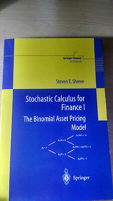 stochastic calculus for finance I Steve Shreve