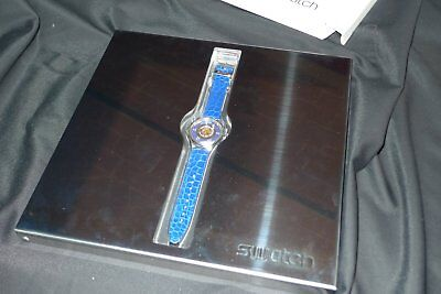 Orologio Platino Swatch Tresor Magique Automatic Limited Edition - Base 1 Euro!!
