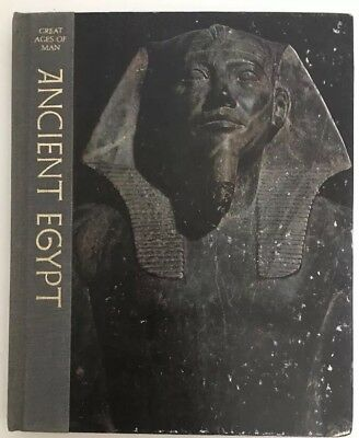 Great Ages Of Man Ancient Egypt Time Life Books 1965