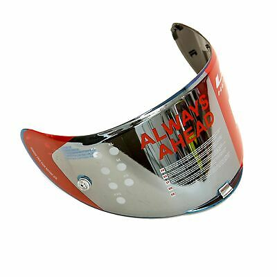 LS2 FF323 Arrow R Visor - Iridium Blue