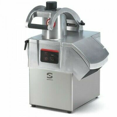 Sammic CA-301 Vegetable Preparation Machine, Discs sold Separately (Boxed New)