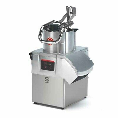 Sammic CA-401 Vegetable Preparation Machine, Discs Sold Separately (Boxed New)