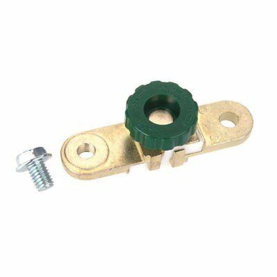 Lot 2 Car Battery Link Terminal Quick Cut-off Disconnect Master Kill Shut Switch