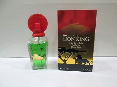 """ THE LION KING - DISNEY "" PROFUMO EDT COLONIA 100ml SPRAY"