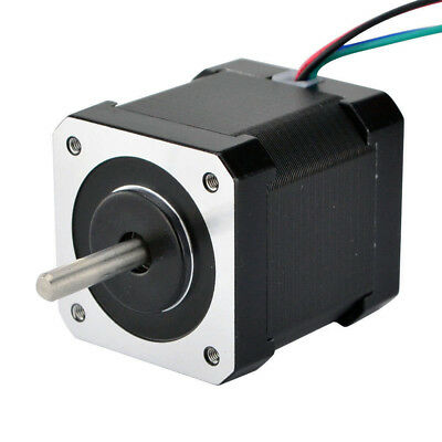 12V Stepper Motor 26mm 0.4A NEMA17 2 Phase 0.2NM 4-Wire 1.8 °  for 3D printer