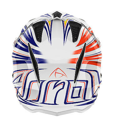 Airoh Trr Straight Trials Helmet