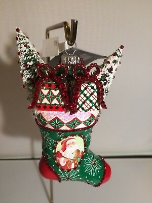 Patricia Breen NM Store Exclusive Jeweled Merrie Christmas SOLD OUT LIMITED