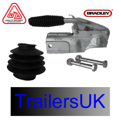Bradley Doublelock Hitch Head for Bradley Couplings with 48mm Drawtube - KIT266